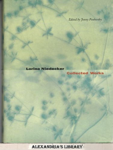 Image for Lorine Niedecker: Collected Works