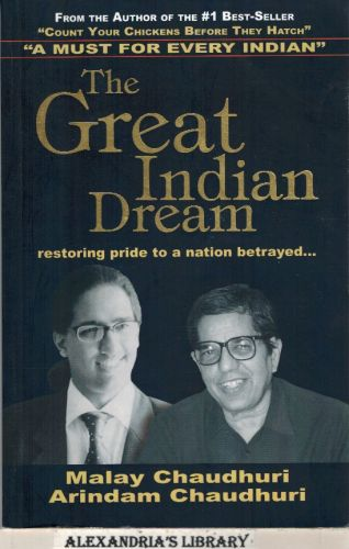 Image for The Great Indian Dream [Paperback] by Malay Chaudhuri and Arindam Chaudhuri