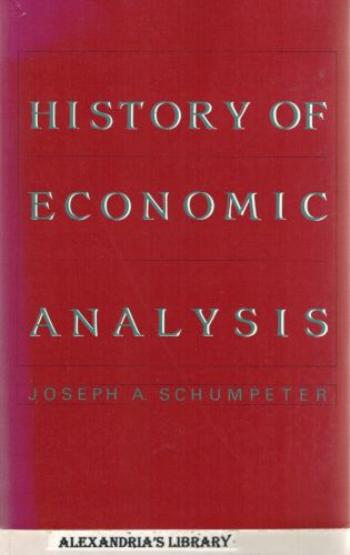 Image for History of Economic Analysis