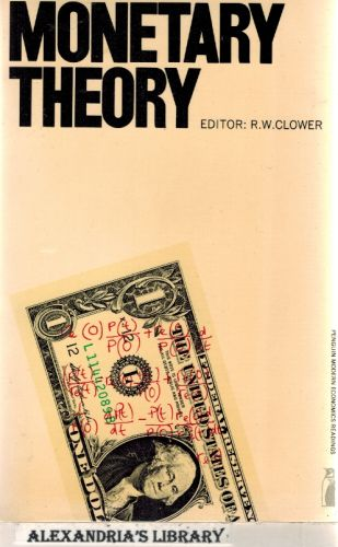 Image for Monetary Theory (Modern Economics S.)