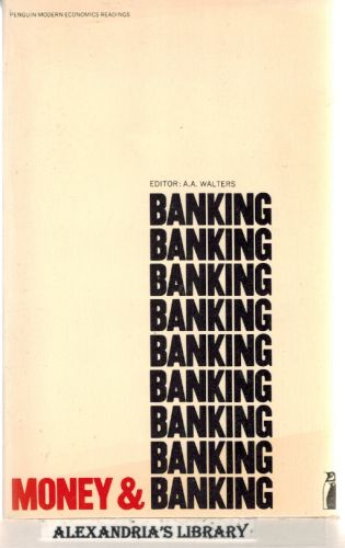 Image for Money and Banking: Selected Readings (Penguin Education)