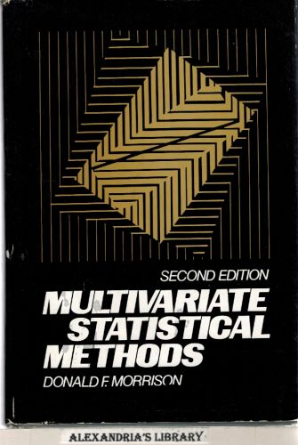 Image for Multivariate Statistical Methods - Second Edition