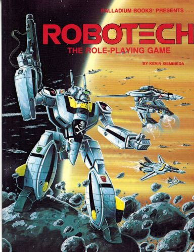 Image for Robotech the Role-Playing Game - Book One: Macross