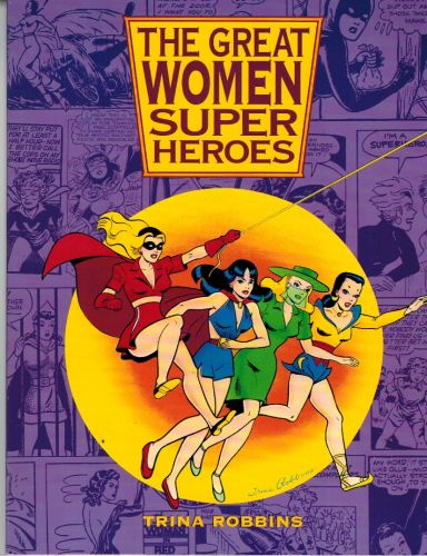 Image for The Great Women Superheroes