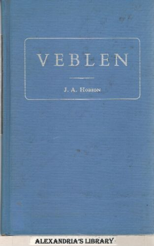 Image for Veblen (Reprints of economic classics)