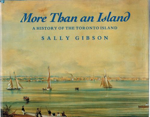 Image for More than an Island: A History of the Toronto Island