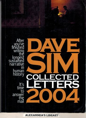 Image for Dave Sim Collected Letters 2004 (Cerebus) (Cerebus)