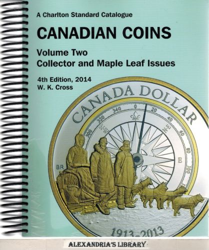 Image for Canadian Coins, Vol.2 - Collector and Maple Leaf Issues