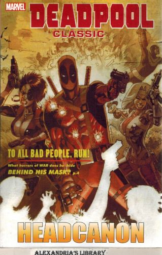 Image for Deadpool Classic Vol. 17: Headcanon