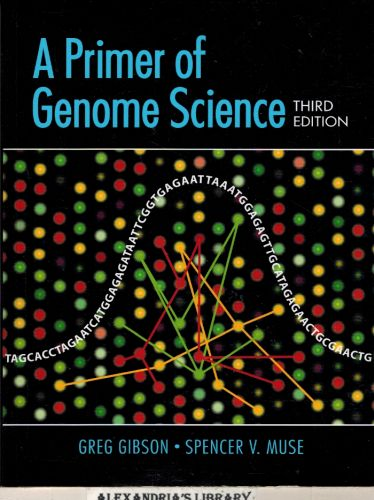 Image for A Primer of Genome Science - Third Edition