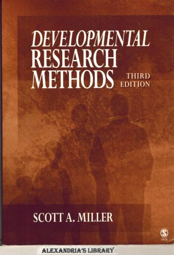 Image for Developmental Research Methods 3e