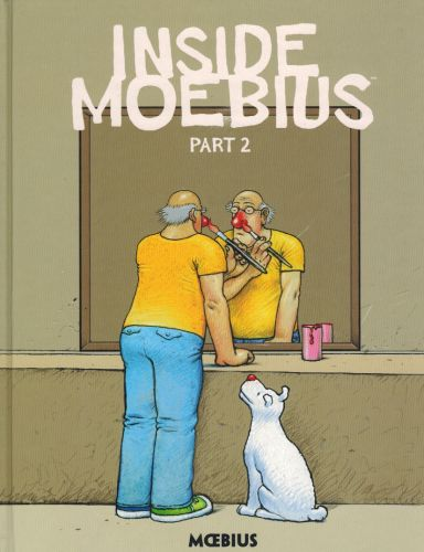 Image for Moebius Library: Inside Moebius Part 2