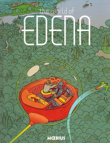 Image for Moebius Library: The World of Edena