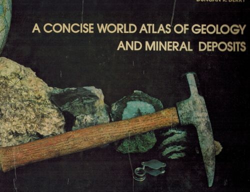 Image for World Atlas of Geology and Mineral Deposits