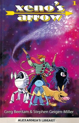 Image for Xeno's Arrow - Book 1 - The Intergalactic Zoo