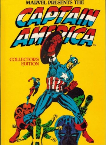 Image for Captain America - Collector's Edition
