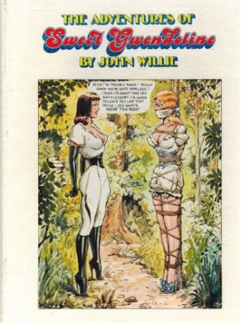 Image for The Adventures of Sweet Gwendoline: Cartoons