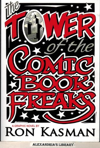 Image for The Tower of the Comic Book Freaks