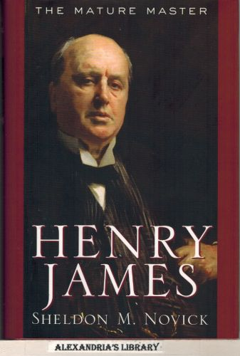 Image for Henry James: The Mature Master