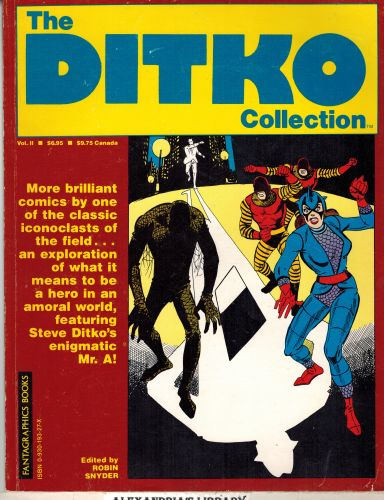 Image for The Ditko Collection, Volume II (1973-1976)