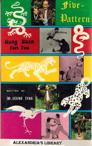 Image for Five-Pattern Hung Kuen - Part Two