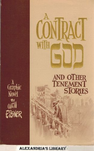 Image for A Contract with God and Other Tenement Stories