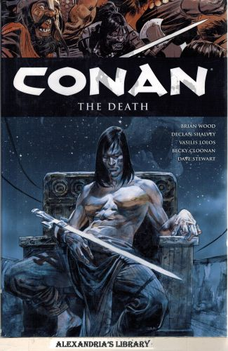 Image for Conan Volume 14: The Death