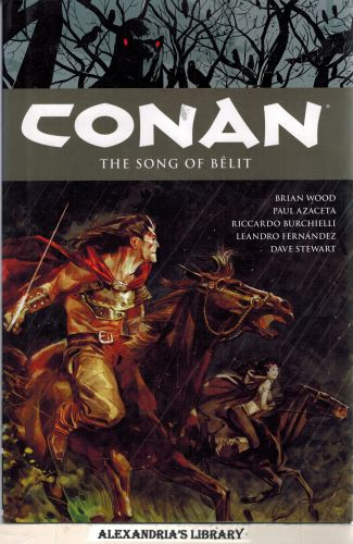 Image for Conan Volume 16: The Song of Bêlit