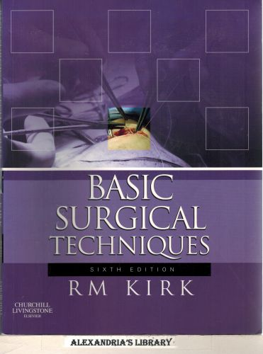 Image for Basic Surgical Techniques - 6th Edition