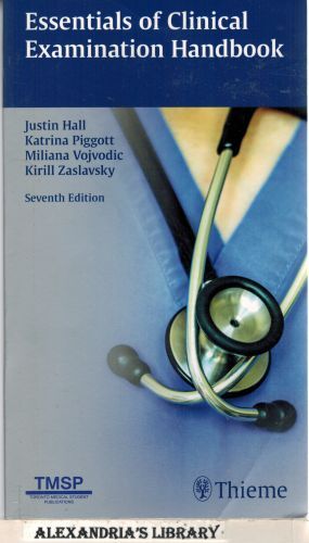 Image for Essentials of Clinical Examination Handbook