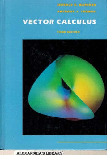 Image for Vector Calculus - Third Edition
