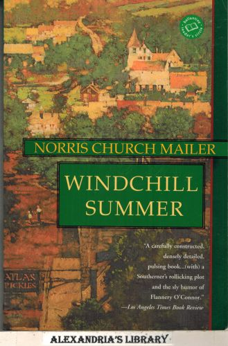 Image for Windchill Summer: A Novel (Ballantine Reader's Circle)