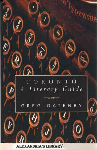 Image for Toronto: A Literary Guide (Signed)