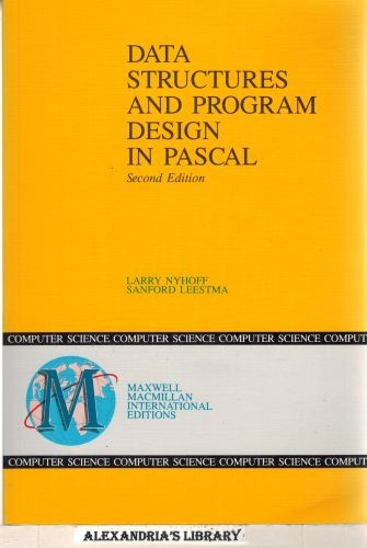 Image for Data Structure and Program Pascal Second Edition