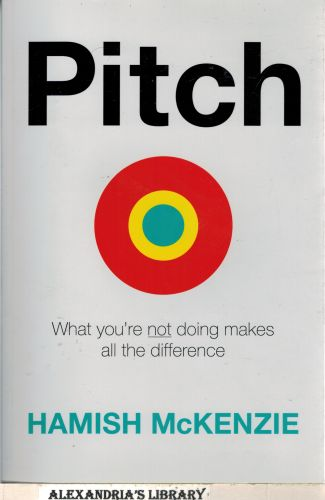 Image for Pitch - What You're Not Doing Makes All the Difference