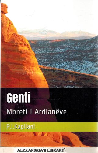 Image for Genti: Mbreti i Ardianeve (Albanian Edition)