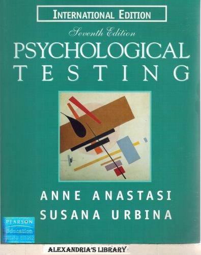 Image for Psychological Testing (International Edition)7e