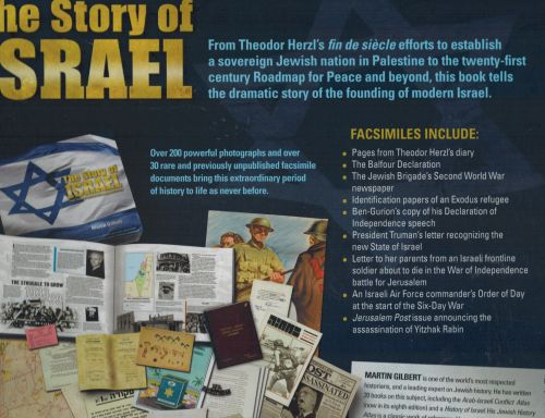 Image for The Story of Israel: From Theodor Herzl to the Roadmap for Peace