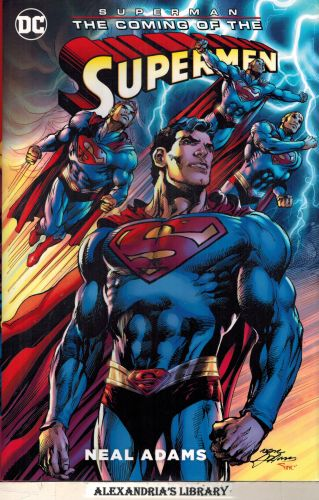 Image for Superman: The Coming of the Supermen