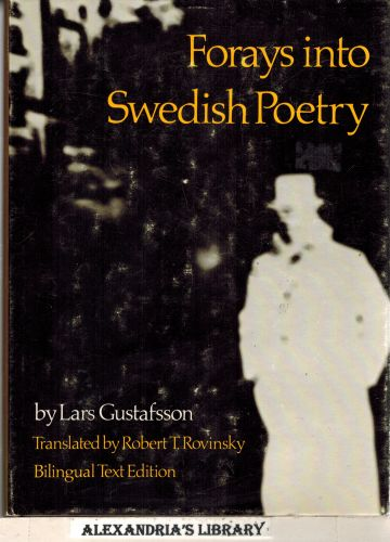 Image for Forays into Swedish Poetry