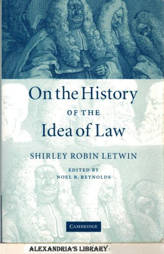 Image for On the History of the Idea of Law