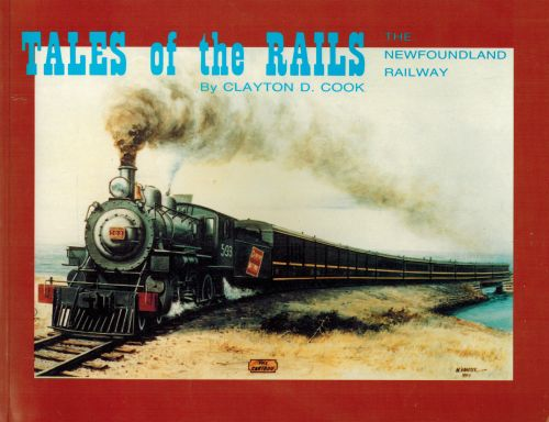 Image for Tales of the Rails : The Newfoundland Railway