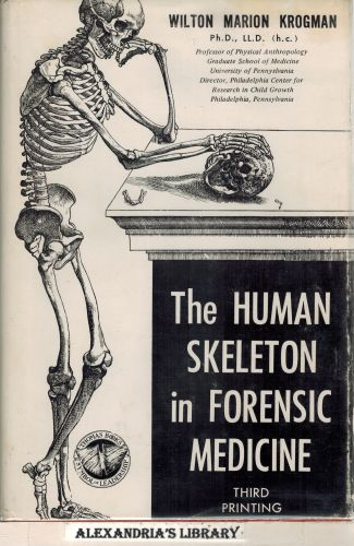 Image for The Human Skeleton in Forensic Medicine