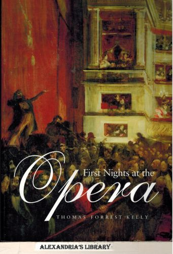 Image for First Nights at the Opera