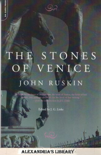 Image for The Stones Of Venice