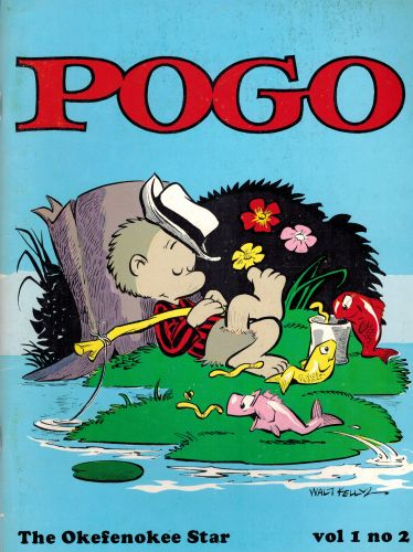 Image for Pogo: the Okefenokee Star: Volume 1, No 2