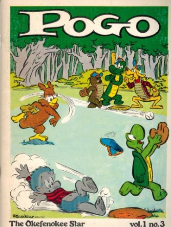 Image for Pogo: the Okefenokee Star: Volume 1, No 3