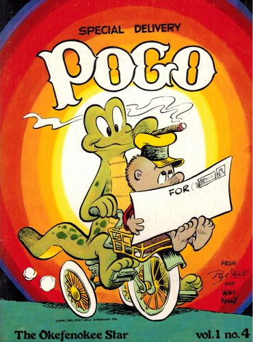 Image for Pogo: the Okefenokee Star: Volume 1, No 4