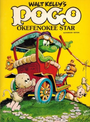 Image for Pogo: the Okefenokee Star Coloring Book - Authorized Edition Volume 1, No 5