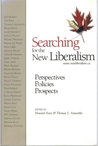 Image for Searching for the New Liberalism